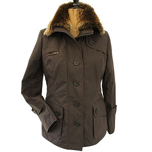 Orleton Wax Jacket - jackets & coats