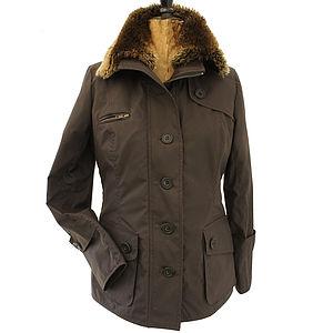 Orleton Wax Jacket