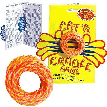Traditional Cat's Cradle Toy