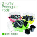 Three Funky Propagator Pods Gift