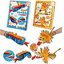 Animal Hand Puppet Craft Kit