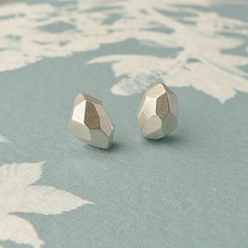 Faceted Fragments Earrings