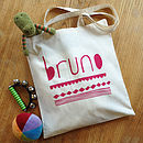 Personalised Name Bag
