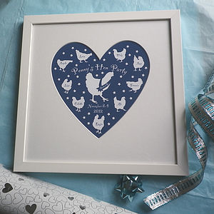 Personalised Hen Party Print - hen party gifts & styling