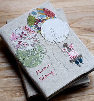 Personalised Four Seasons 2014 Diary