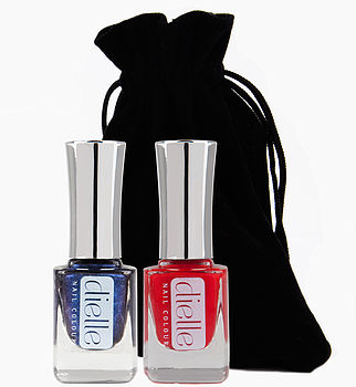 Set Of Two Nail Polishes
