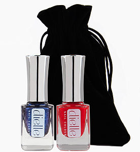Set Of Two Nail Colours - nail care