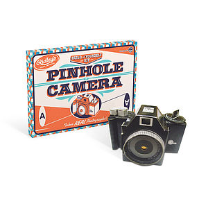 Pinhole Camera Kit - gifts for photographers