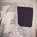 Realm And Empire Great Britain Pocket T Shirt