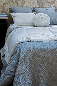 Melagrana Quilted Bedspread - bed, bath & table linen