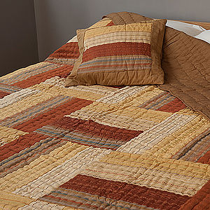 Sahara Quilt - bed, bath & table linen