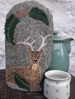 Stanley Stag Coffee Cosy
