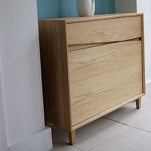 Handmade Oak Cabinet - furniture