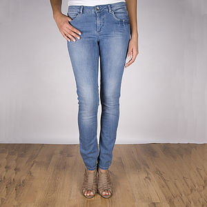 Roberta New Lilly Straight Leg Jeans - women's fashion