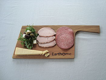 'Cleaver' Personalised Charcuterie Ploughman's Board