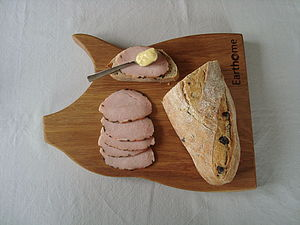 Pig Chopping Board - kitchen