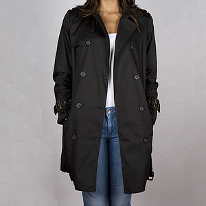 50% Off Classic Trench Coat - women's fashion
