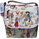 RIDEM COWGIRL CHANGING BAG