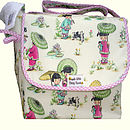 CHINA DOLLS CHANGING BAG