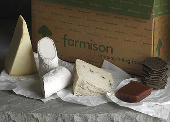 Artisan Cheese Selection Box