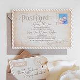 'Fly Away With Me' Invitation Set - cards