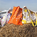 Canvas Shopper Bags