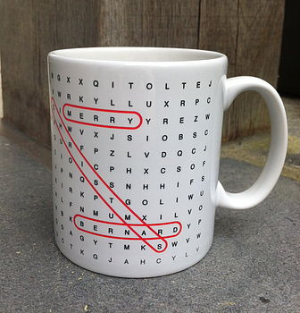 Wordsearch Mug