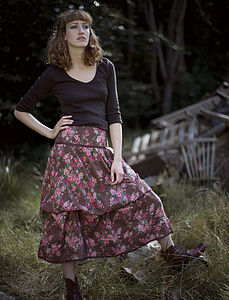 Freda Pocket Skirt