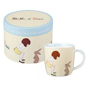 Belle & Boo First Meet Mug