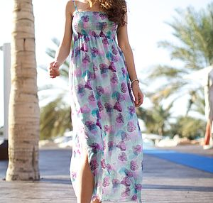 Ladies St. Tropez Maxidress - dresses