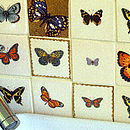 Butterfly Tiles