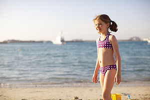 Girls Samoa Bikini - babies' swimwear & beachwear
