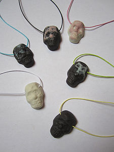 Skull Pendents - necklaces & pendants