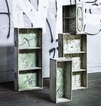 Wallpaper Draw Shelves Various