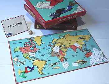 Air Race Board Game