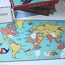 Air Race Board Game