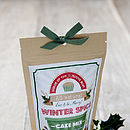 Christmas Winter Spice Cake Mix