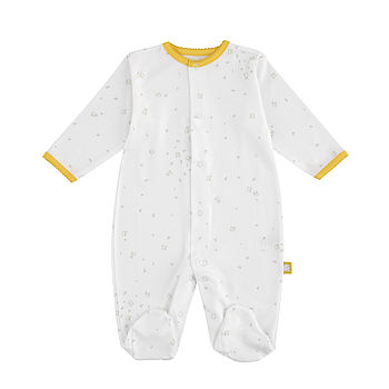 Mini Pim Printed Sleepsuit