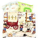 RIDEM COWBOY NAPPY AND WIPES HOLDER