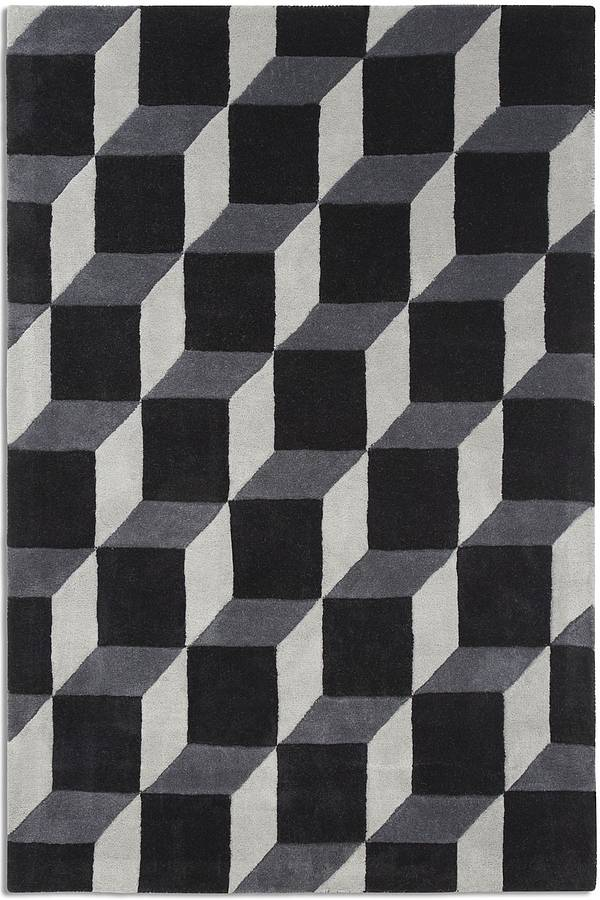 Geometric Rug By I Love Retro Notonthehighstreet Com