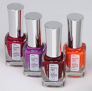 Box Of Four Nail Colours - nail care
