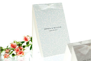 Scroll Wedding Invitation - invitations