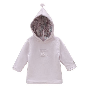 French Design Girls Liberty Baby Hoodie