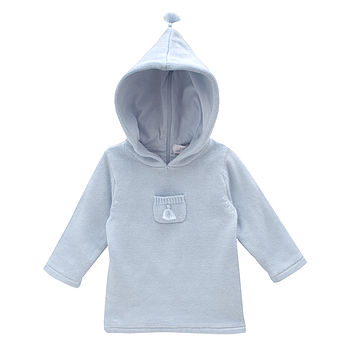 French Design Boys Baby Hoodie