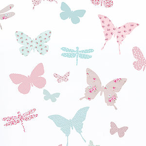Butterfly Wall Stickers - bedroom