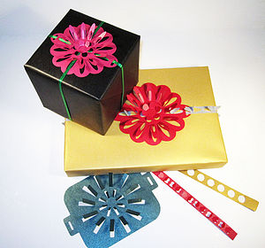 Ribbon Slide Gift Embellishment Rosette Packs - ribbon & wrap