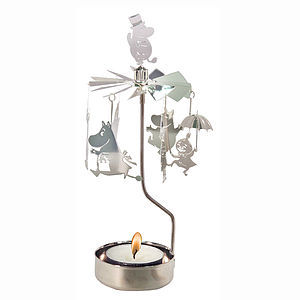 Moomins Rotary - candles & candlesticks