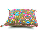 Folklore Square Cushion By PiP Studio