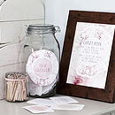Guestbook Time Capsule Stationery Set