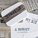 'Classic' Gift of Memories